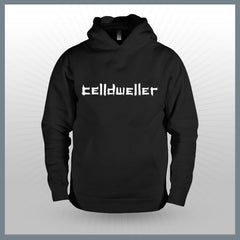 Celldweller - Distressed Logo Pullover Hoodie