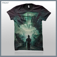 Celldweller - Monolith (2-Sided All-Over-Print) T-Shirt