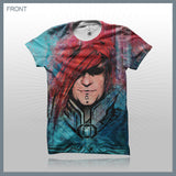 Celldweller- Hyperion (2-Sided All-Over Print) Guys T-Shirt