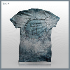 Celldweller - Time (2-Sided All-Over-Print) T-Shirt