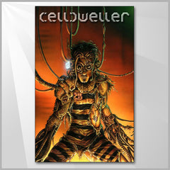 Celldweller - Klayborg Sticker