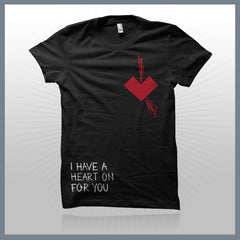 Celldweller - Heart On For You T-Shirt