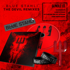 Blue Stahli - The Devil (Remixes) - Bundle 01