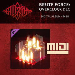The Algorithm - Brute Force: Overclock (Digital Album)