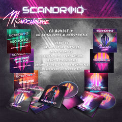 Scandroid - CD Bundle+