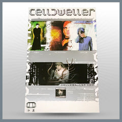 2004 Celldweller Debut Tour Poster
