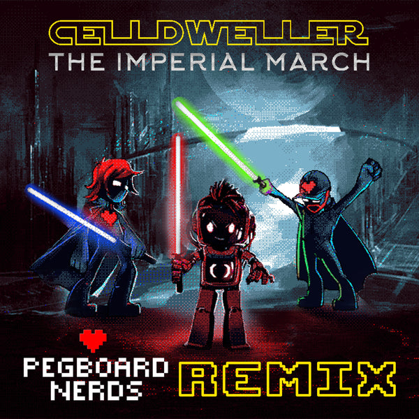 Celldweller - The Imperial March (Pegboard Nerds Remix) [Digital Single]
