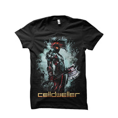 Celldweller - Battle Axe T-Shirt