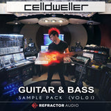Refractor Audio: Celldweller - Guitar & Bass Sample Pack (Vol. 01)