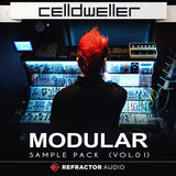 Refractor Audio: Celldweller - Modular Sample Pack (Vol. 01)