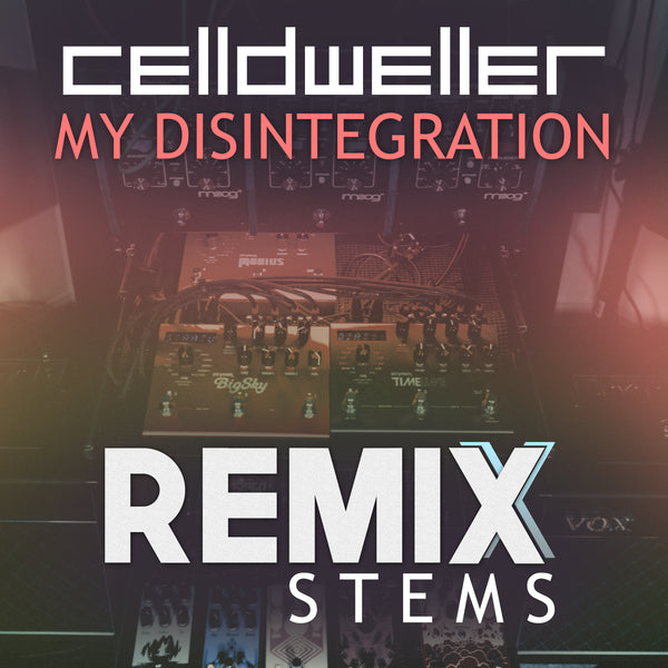 Celldweller - My Disintegration (Remix Stems)