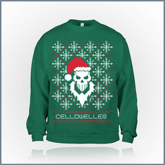 Celldweller - Ugly Holiday Sweater (Exclusive 2017 Limited Edition Design)