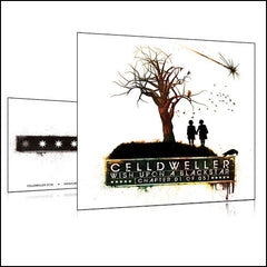 Celldweller - Wish Upon A Blackstar: Chapter 1 Vinyl Sticker