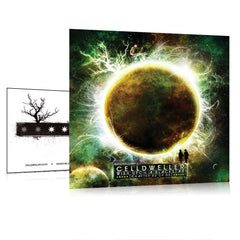 Celldweller - Wish Upon A Blackstar Chapter 02 Vinyl Sticker