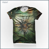 Celldweller - Wish Upon A Blackstar [Deluxe Edition] Cut & Sew All-Over Print T-Shirt