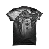 Circle of Dust - Machines of Our Disgrace Cut & Sew All-Over Print T-Shirt