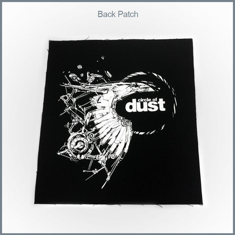 Circle of Dust - Phoenix Back Patch