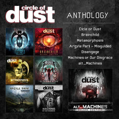 Circle of Dust - [Anthology] CD Bundle