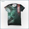 Circle of Dust - Disengage Cut & Sew All-Over-Print T-Shirt