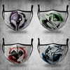 Celldweller - Symbols of Power Face Mask Bundle