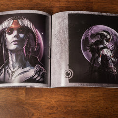 Celldweller - End of an Empire: Official Art Book