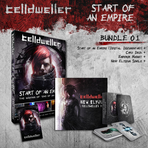 Celldweller - Start of an Empire [BUNDLE 01]