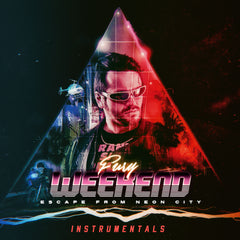 Fury Weekend - Escape From Neon City (Instrumentals) [Digital Album]