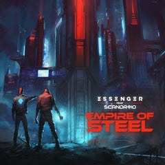 Essenger - Empire Of Steel (feat. Scandroid) [Digital Single]