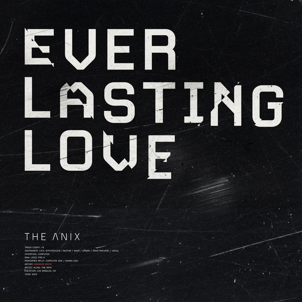 The Anix - Everlasting Love (Digital Single)