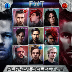 FiXT: Player Select Vol. 01 (Digital Album)
