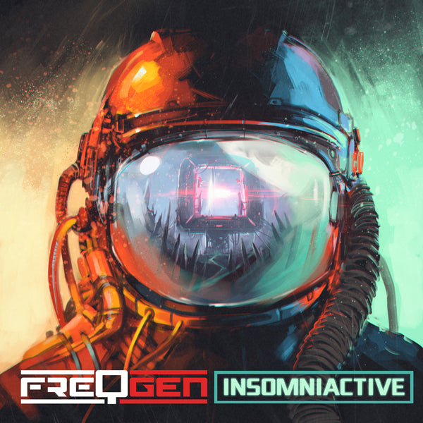 FreqGen - Insomniactive (Digital Single)