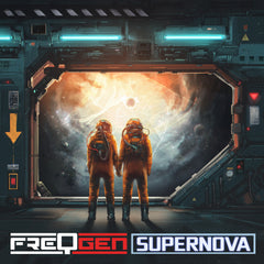FreqGen - Supernova (Digital Single)