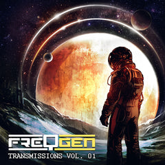 FreqGen - Transmissions: Vol. 01 (Digital Album)