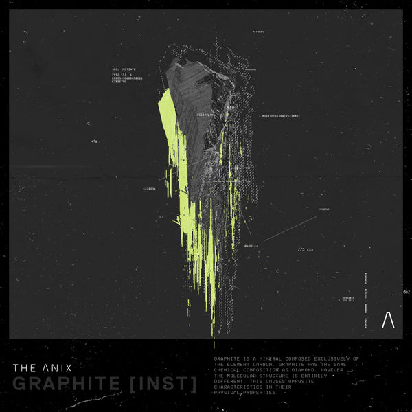 The Anix - GRAPHITE (Instrumentals) [Digital Album]