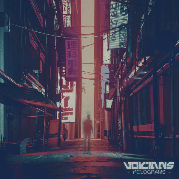 Voicians - Holograms (Digital Single)