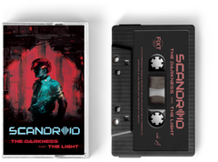 Scandroid - The Darkness and The Light (Dark Version) Limited Edition Cassette