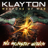 Klayton - Weapons of War: The Monster Within (Digital Album)