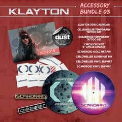 Klayton Accessory Bundle 03 (Celldweller / Scandroid / Circle of Dust)