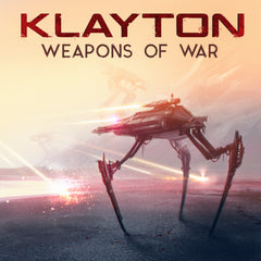 Klayton - Weapons of War (Digital Album)