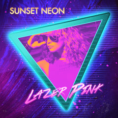 Sunset Neon - Lazer Pink (Single) (Digital Album)