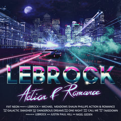 LeBrock - Action & Romance (Remastered) [Digital EP]