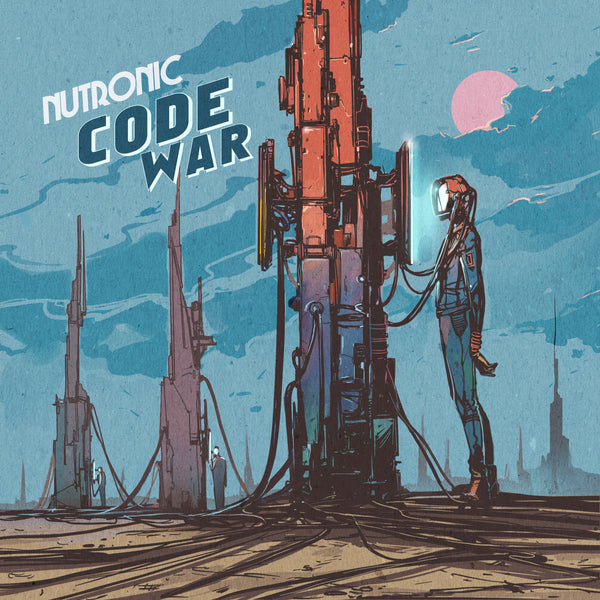 NUTRONIC - Code War (Digital Single)