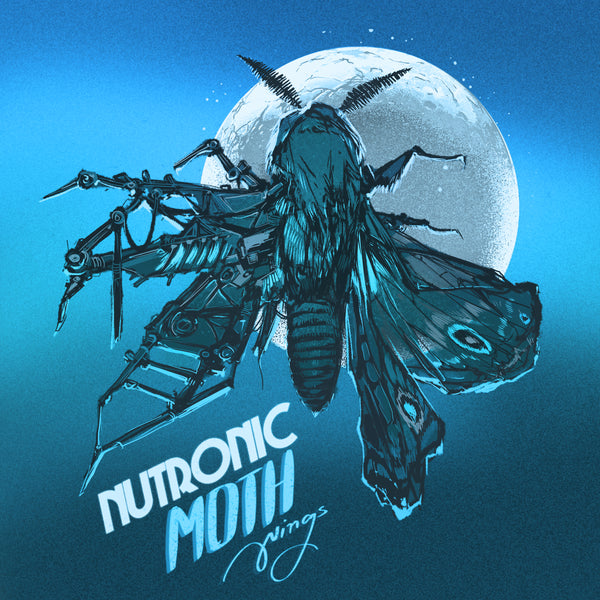 NUTRONIC - Moth Wings (Digital Single)
