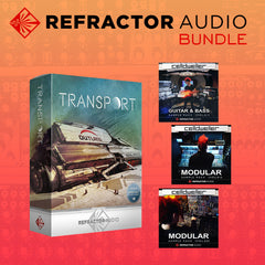 Refractor Audio Bundle