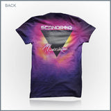 Scandroid - Afterglow Cut & Sew All-Over Print T-Shirt