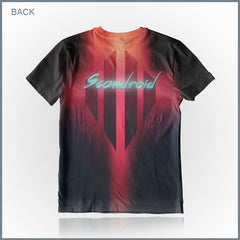 Scandroid - Aphelion All-Over Print T-Shirt