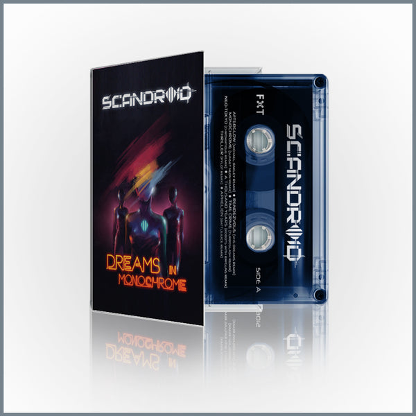 Scandroid - Dreams in Monochrome Limited Edition Cassette