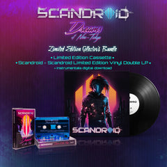 Scandroid - Dreams of Neo-Tokyo: Limited Edition Collector's Bundle