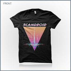 Scandroid - Dreams of Neo-Tokyo T-Shirt