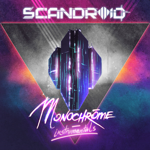 Scandroid - Monochrome (Instrumentals) (Digital Album)